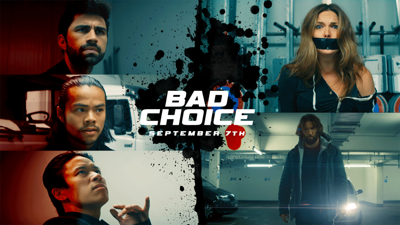 """Bad Choice"" short"